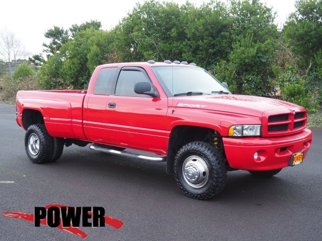 Pre-Owned 1999 Dodge Ram 3500 4DR QUD 155WB D