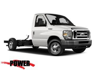 Pre-Owned 2016 Ford Econoline Commercial Cutaway E-350 WB