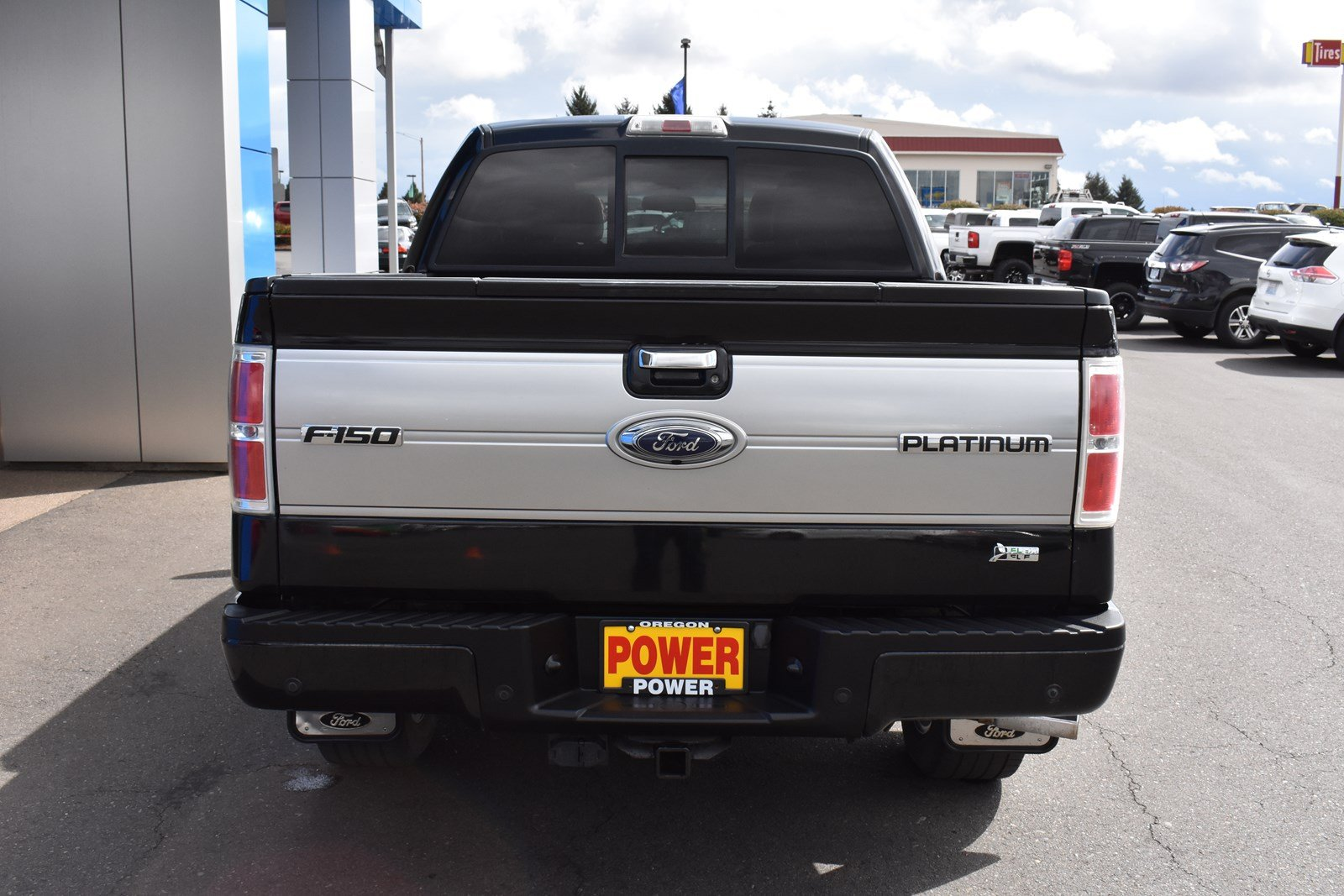 Pre Owned 2010 Ford F 150 Fx4 Crew Cab Pickup In Salem P19029 Edge Trailer Hitch Wiring