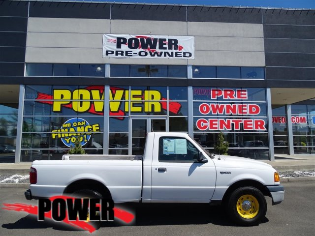 Pre-Owned 2004 Ford Ranger XL