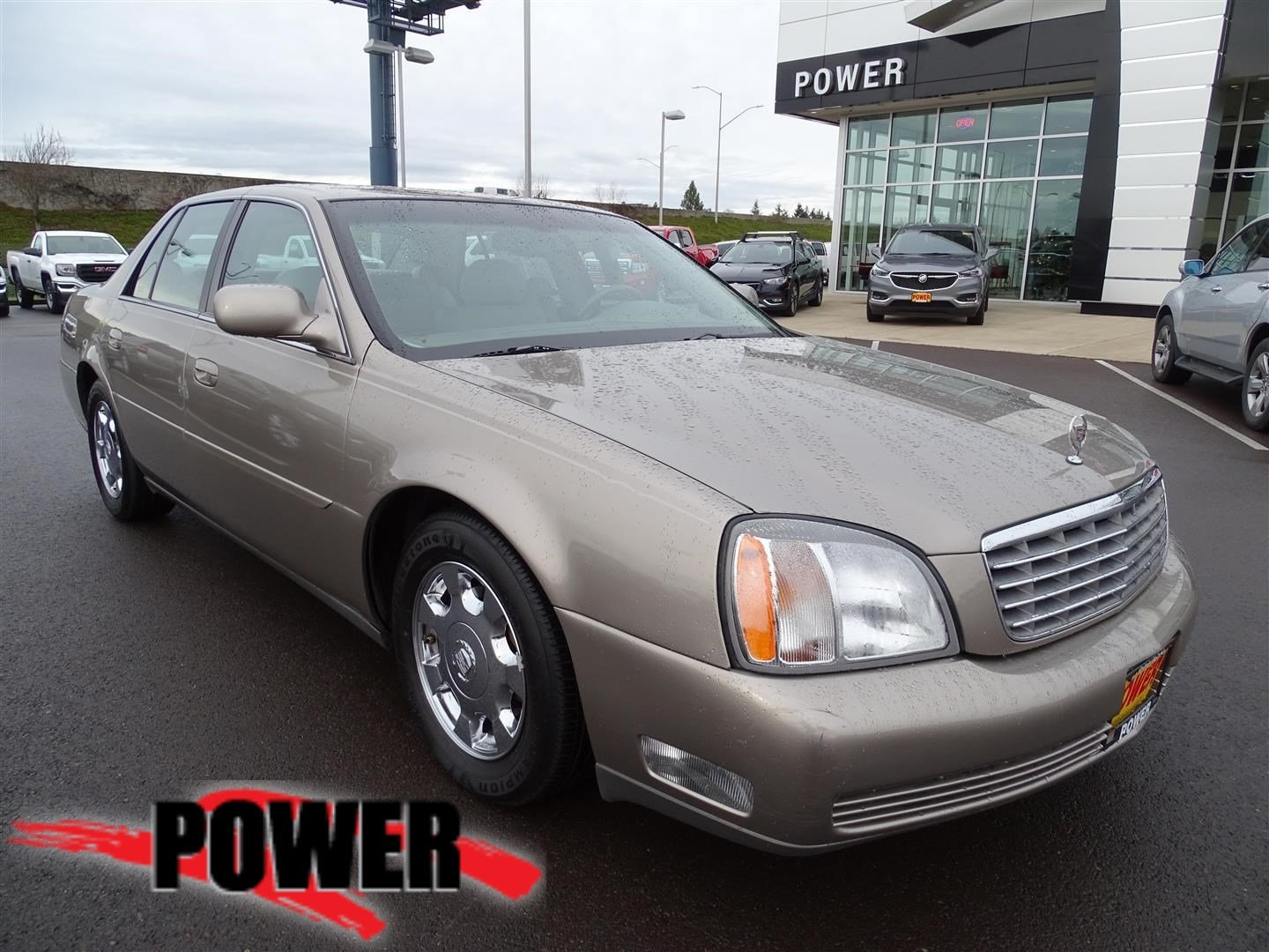Pre-Owned 2002 Cadillac DeVille 4DR SDN