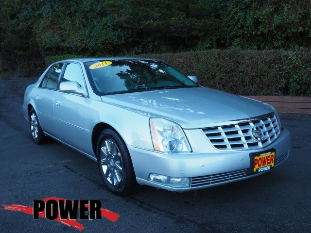 Pre-Owned 2011 Cadillac DTS Premium Collection