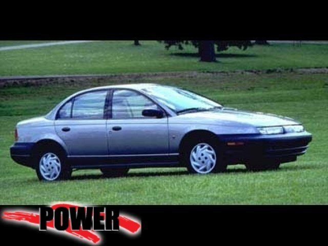 Pre-Owned 1998 Saturn SL SL MT