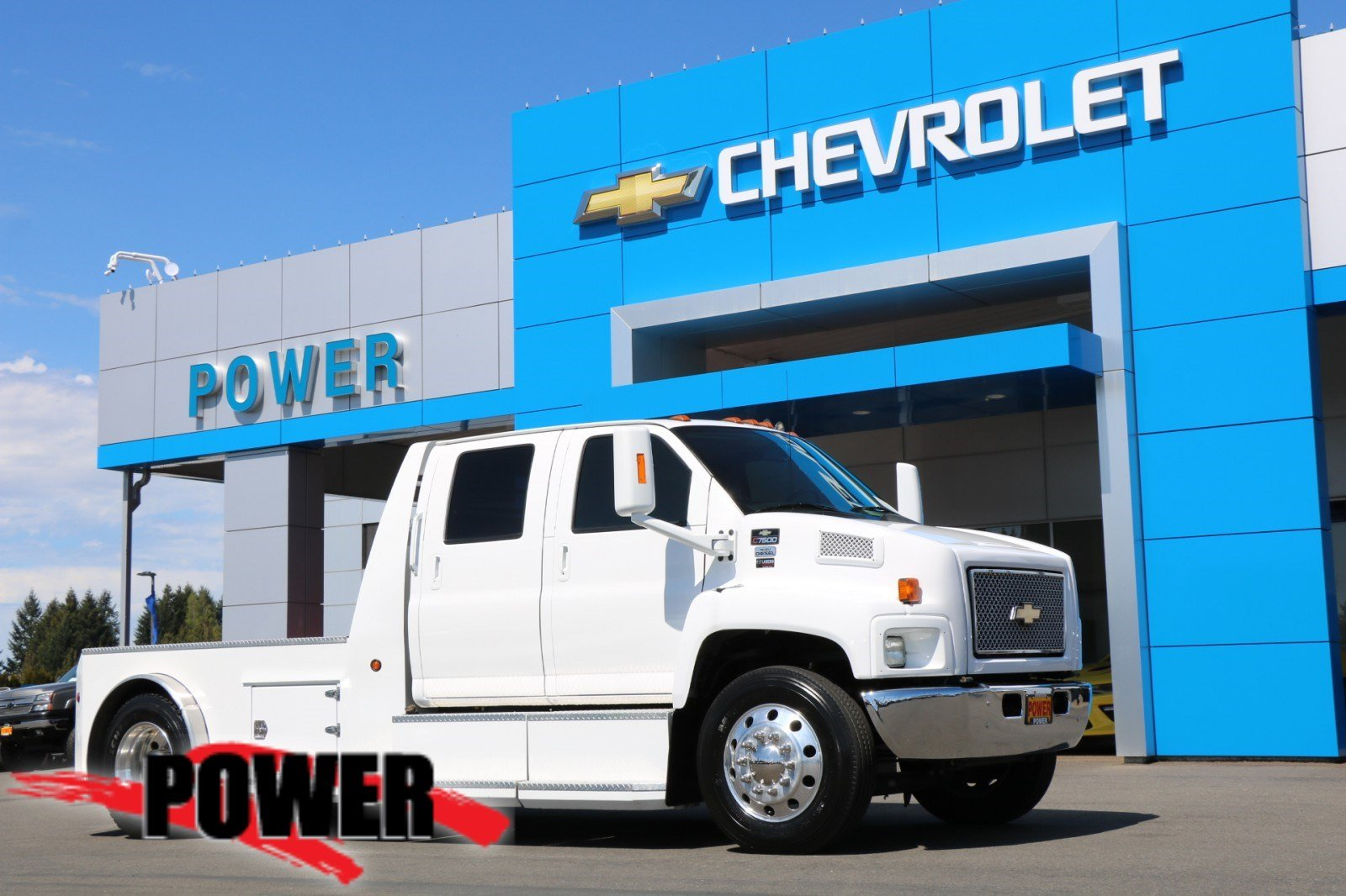 Pre-Owned 2008 Chevrolet CC7500