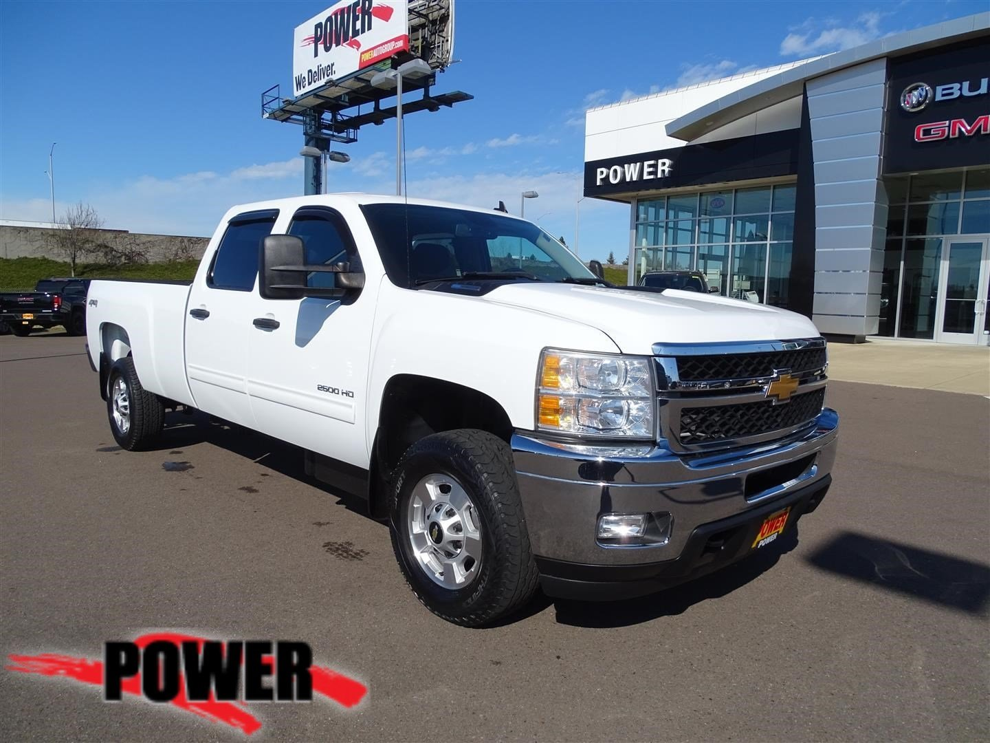 Pre-Owned 2014 Chevrolet Silverado 2500HD LT