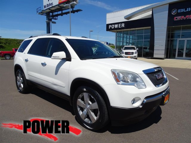 Pre-Owned 2012 GMC Acadia SLT1