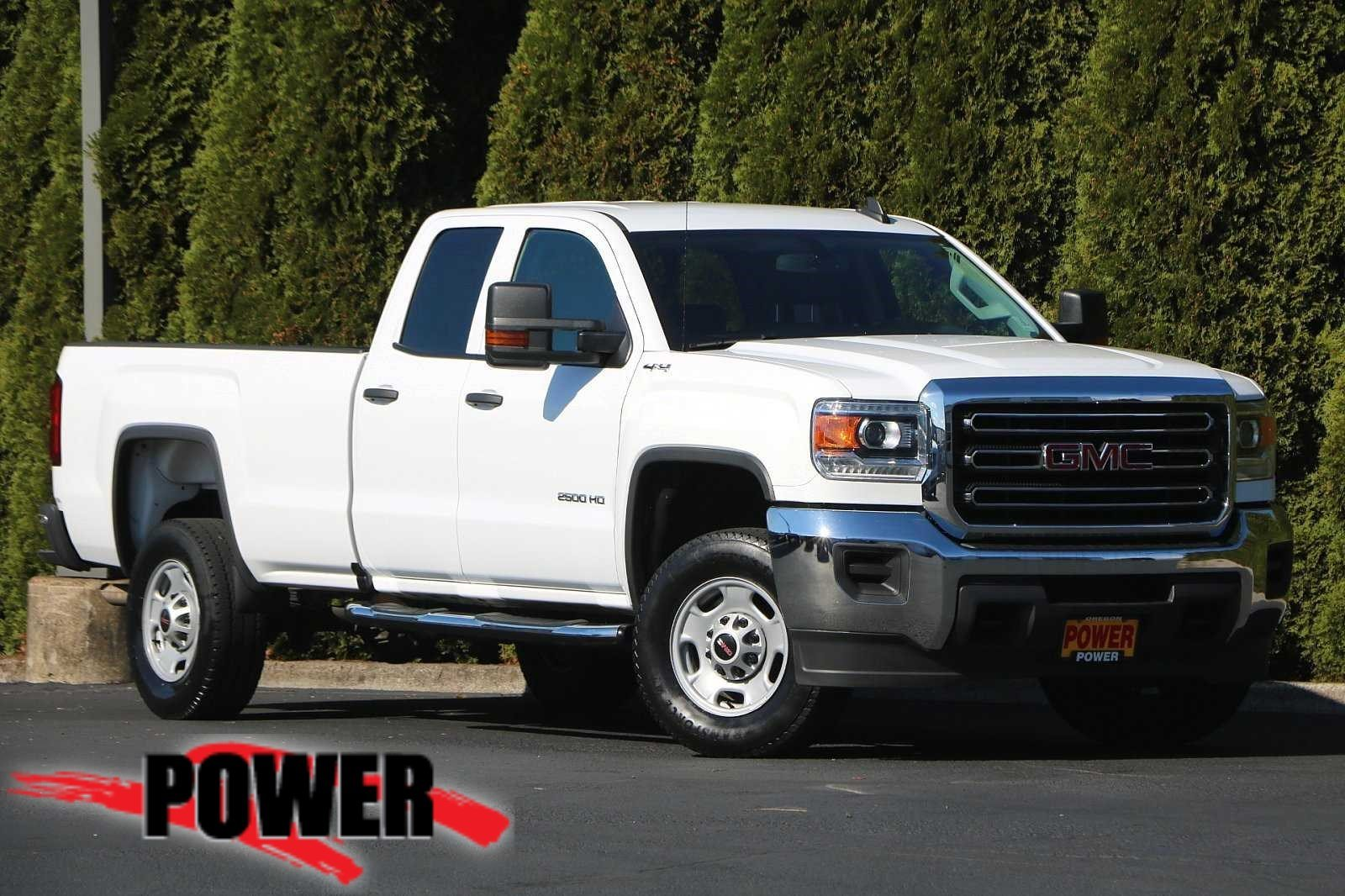 Pre-Owned 2017 GMC Sierra 2500HD