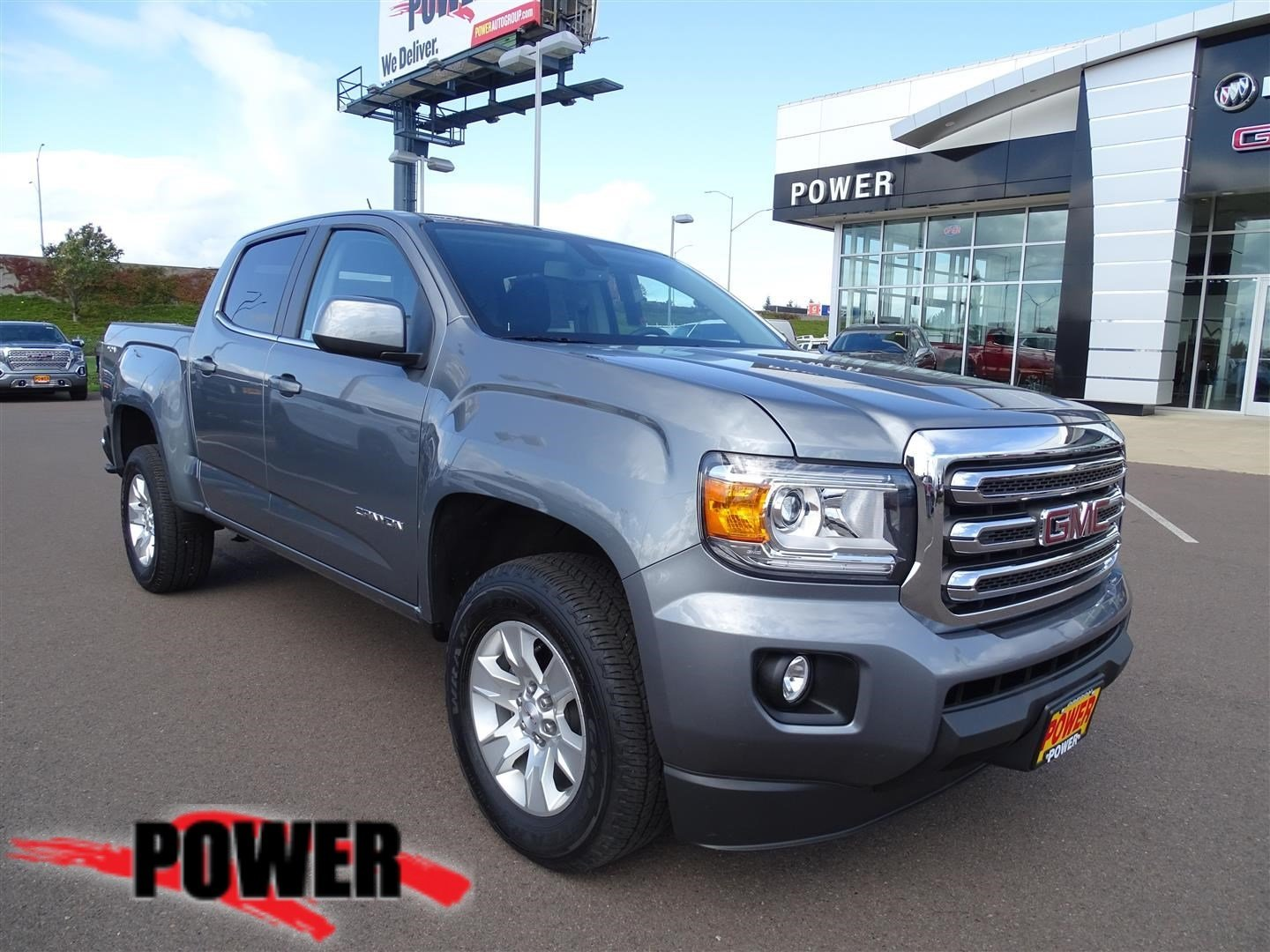 Pre-Owned 2018 GMC Canyon 4WD SLE