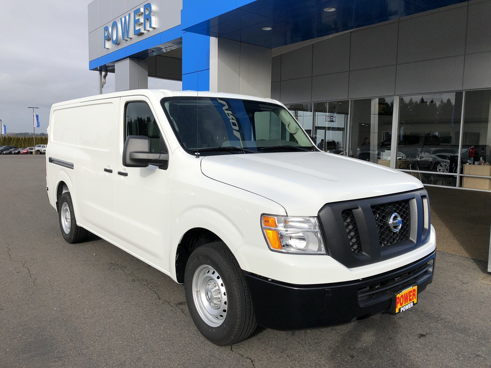 Pre Owned 2017 Nissan NV Cargo S Full size Cargo Van in Salem