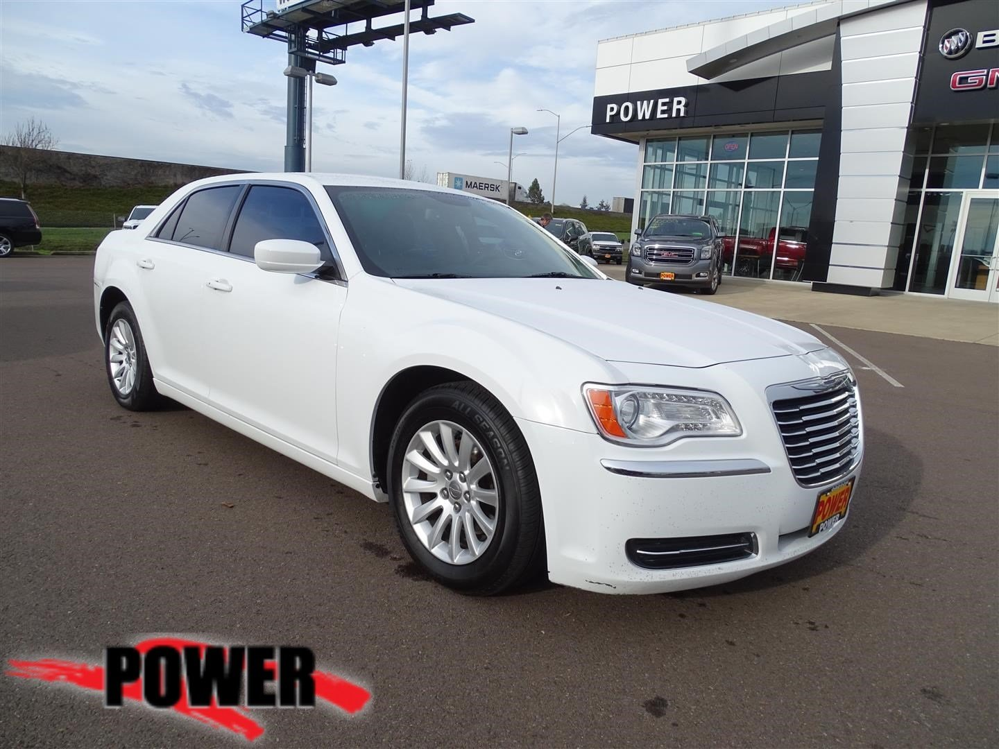 Pre-Owned 2014 Chrysler 300 4DR SDN LTD RWD