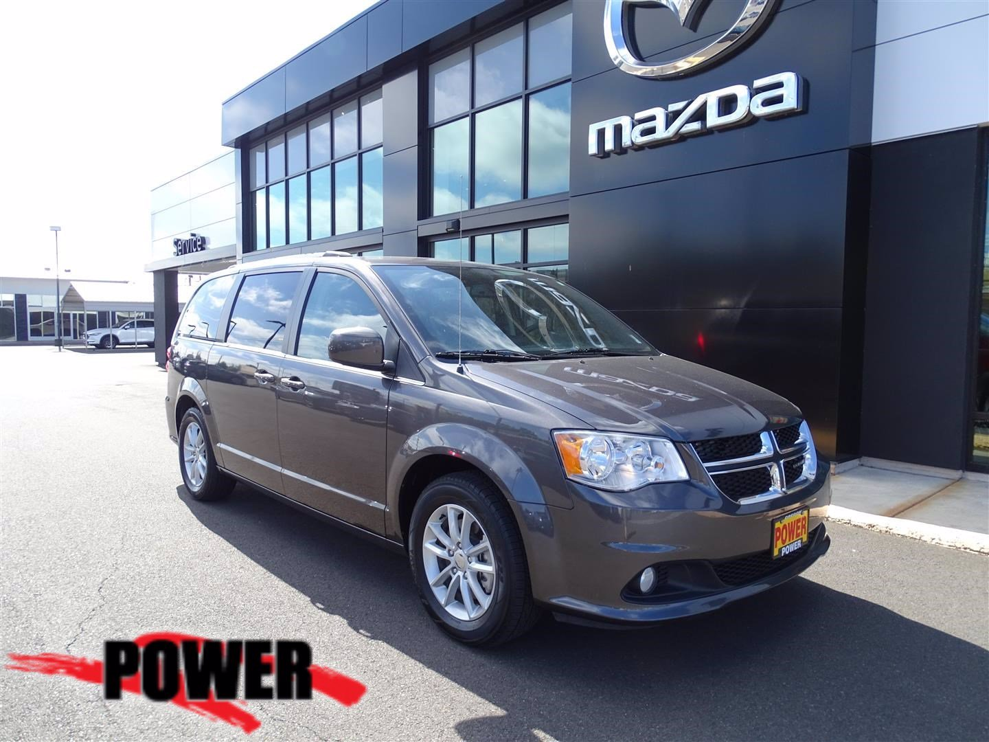 Pre Owned 2019 Dodge Grand Caravan Sxt Mini Van Passenger In Salem P21880 Power Mazda