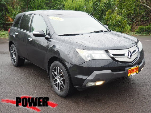 Pre-Owned 2008 Acura MDX 4DR SUV AT