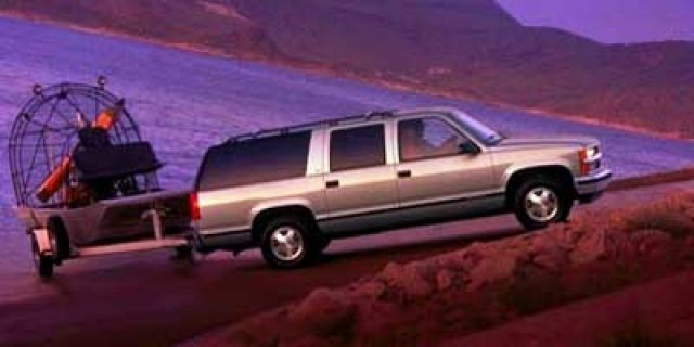 Pre-Owned 1999 Chevrolet Suburban