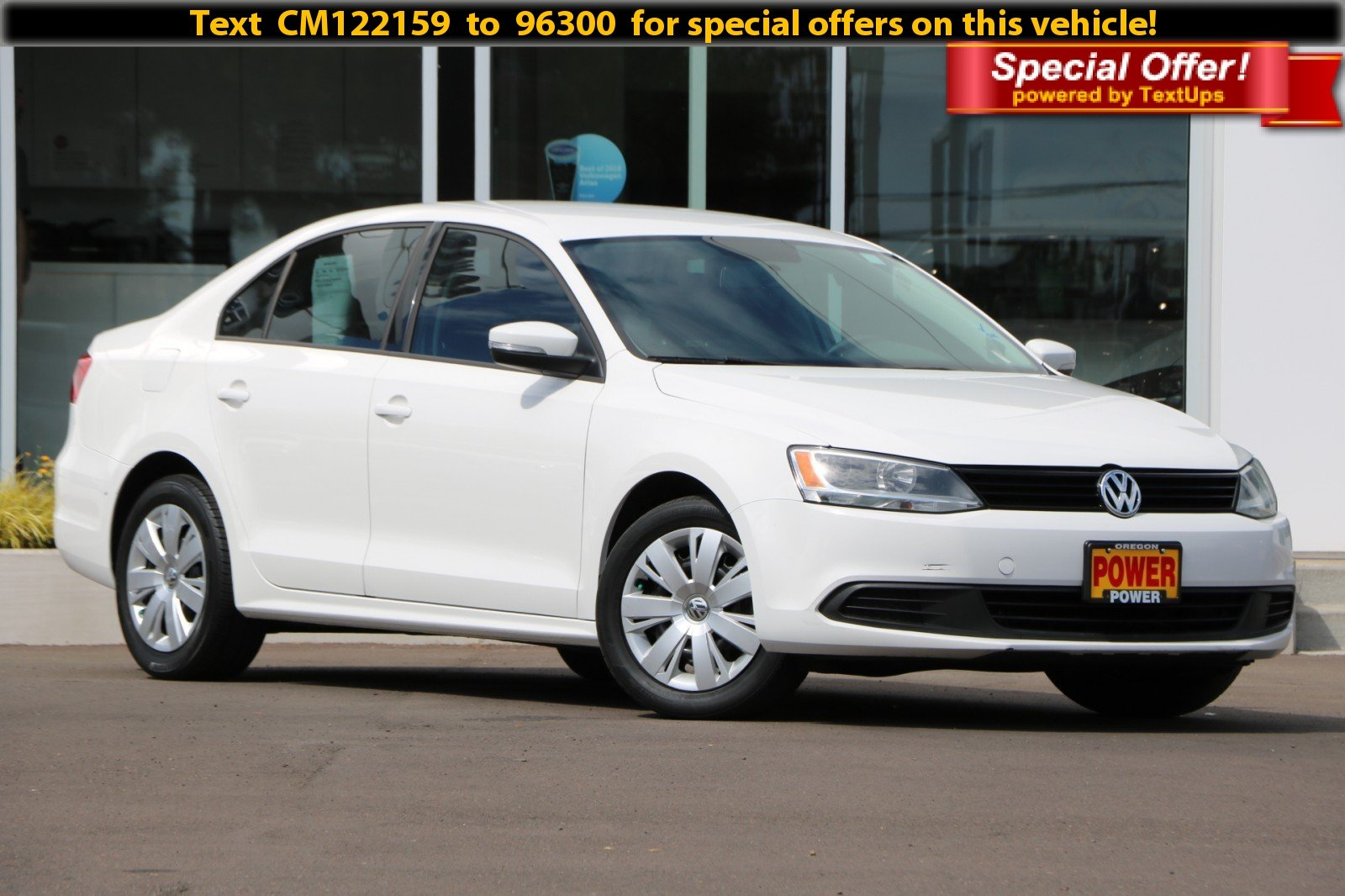 Pre-Owned 2012 Volkswagen Jetta Sedan SE PZEV