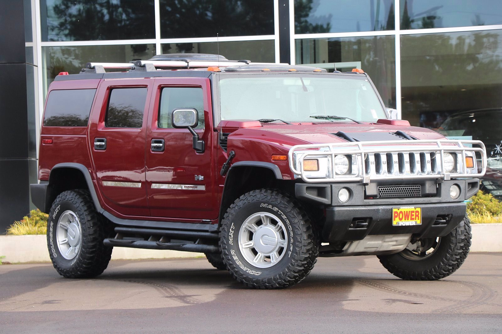 Pre-Owned 2004 HUMMER H2 4DR WGN