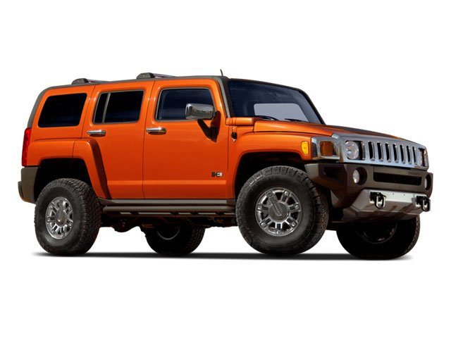 Pre-Owned 2008 HUMMER H3 SUV Adventure