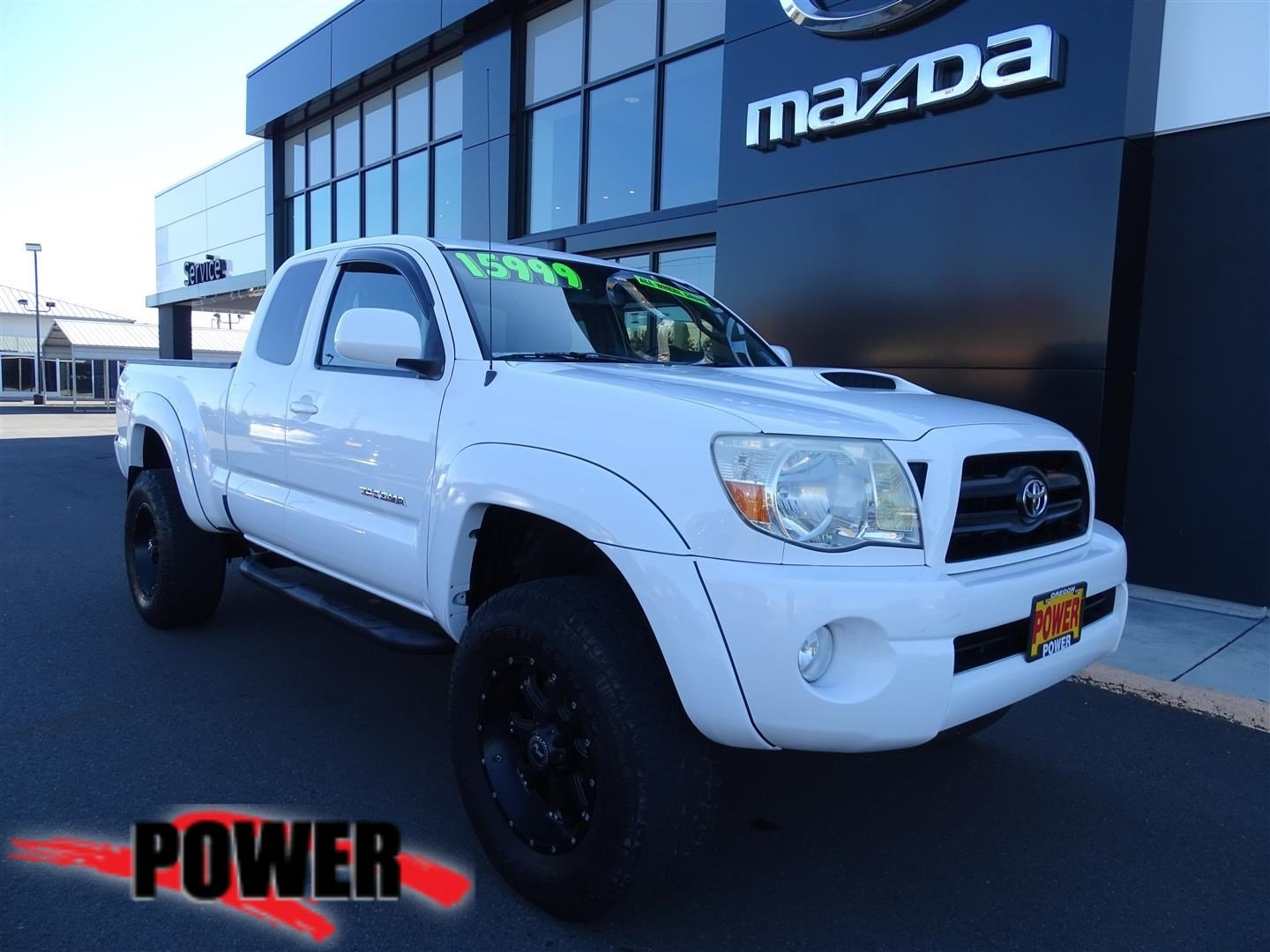 Pre-Owned 2007 Toyota Tacoma ACC CAB 4WD V6