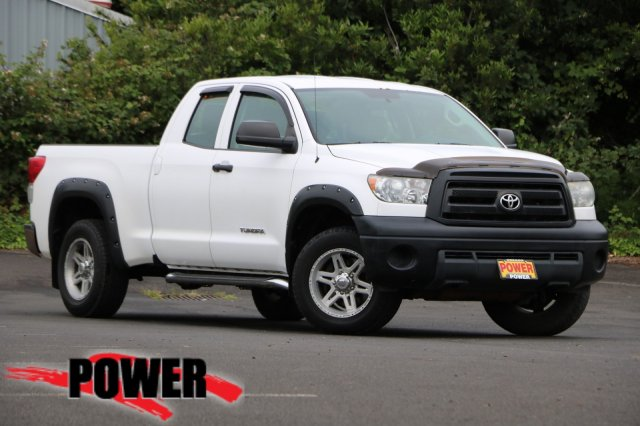 Pre-Owned 2011 Toyota Tundra 4WD Truck DBL 4WD V8 4.6