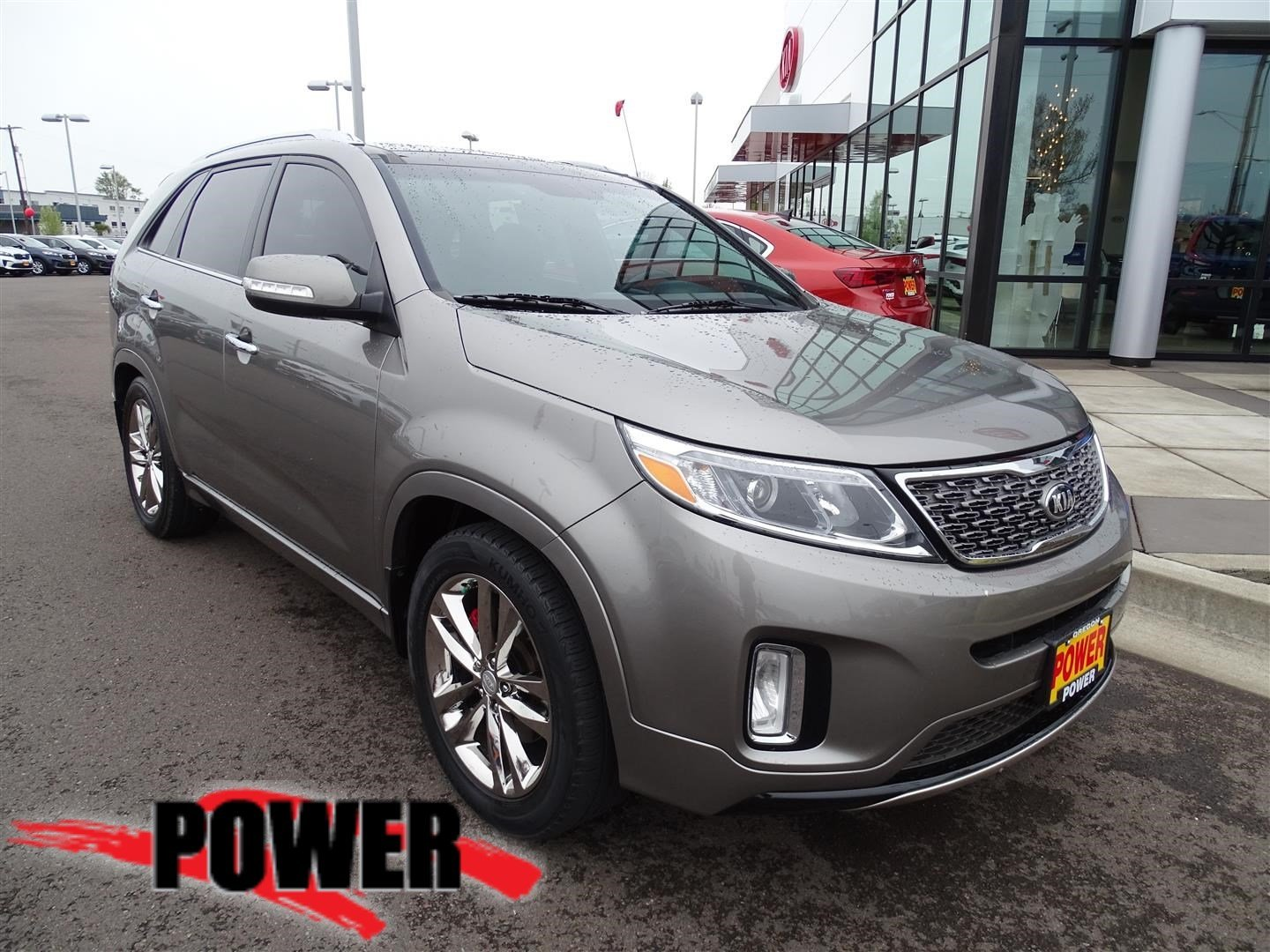Pre-Owned 2014 Kia Sorento SX Limited