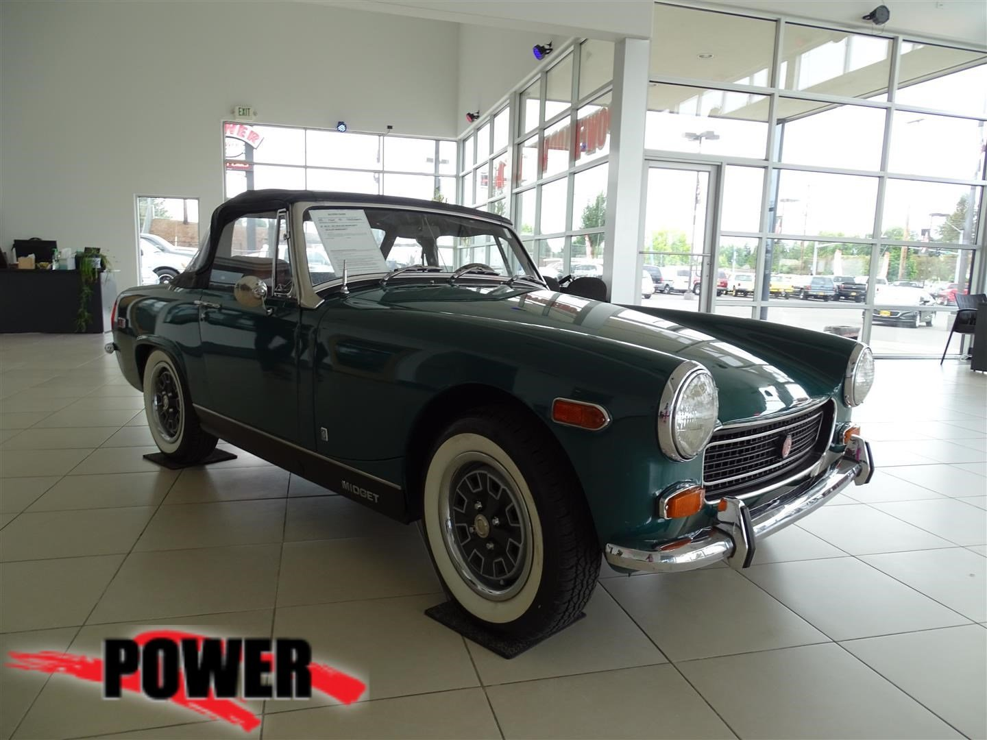 Pre-Owned 1971 MG
