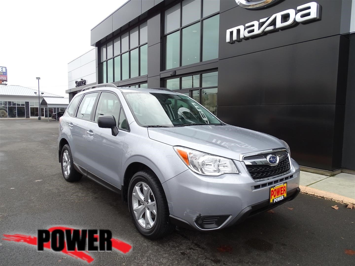 Pre-Owned 2015 Subaru Forester 2.5i