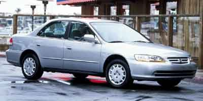 Pre-Owned 2001 Honda Accord Sdn LX