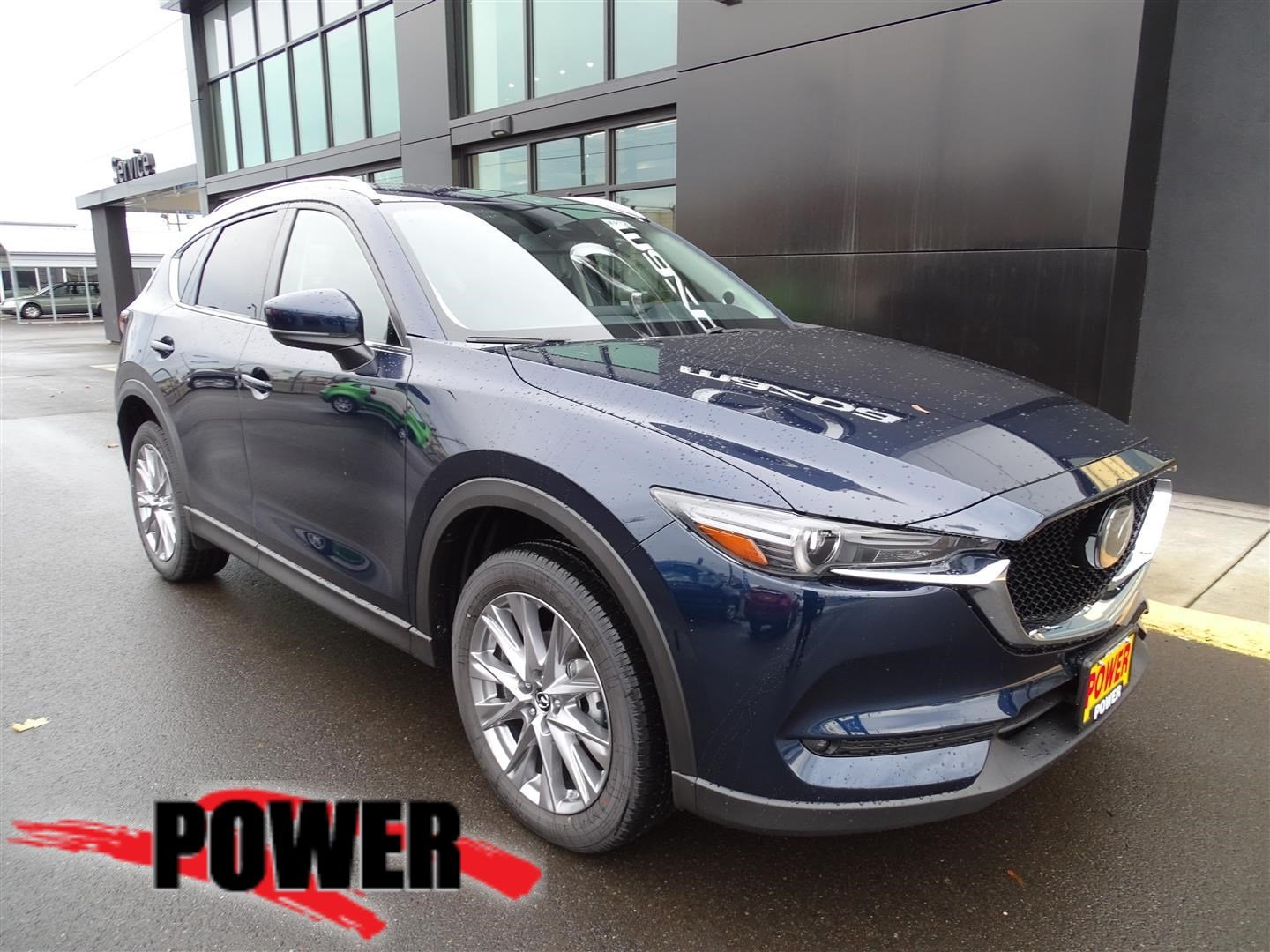 New 2019 Mazda Cx 5 Grand Touring Sport Utility In Salem M08726