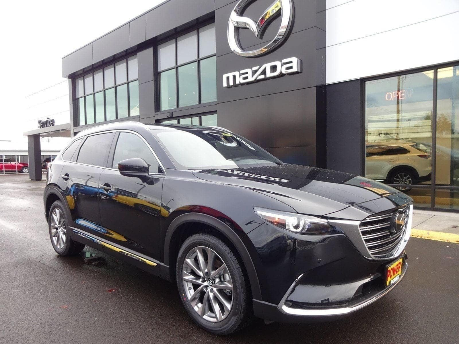 new 2018 mazda cx 9 signature sport utility in salem m08275 power mazda. Black Bedroom Furniture Sets. Home Design Ideas