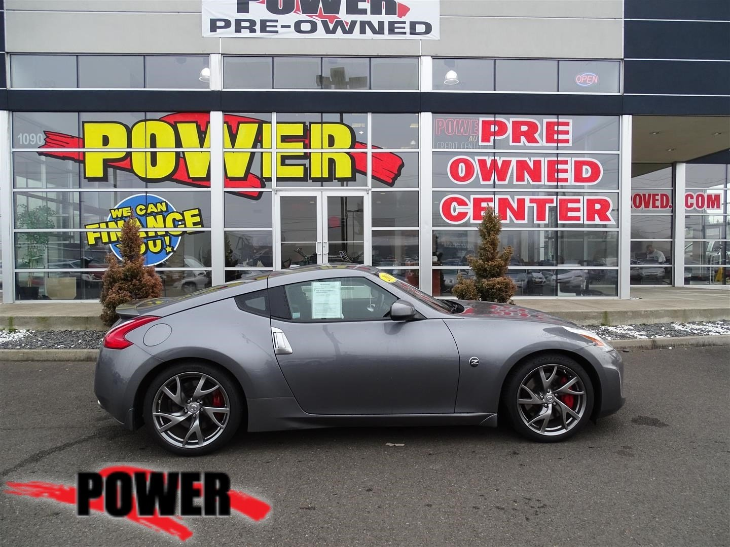 Pre-Owned 2015 Nissan 370Z Sport Tech