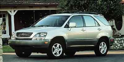 Pre-Owned 2000 Lexus RX 300 4DR AWD