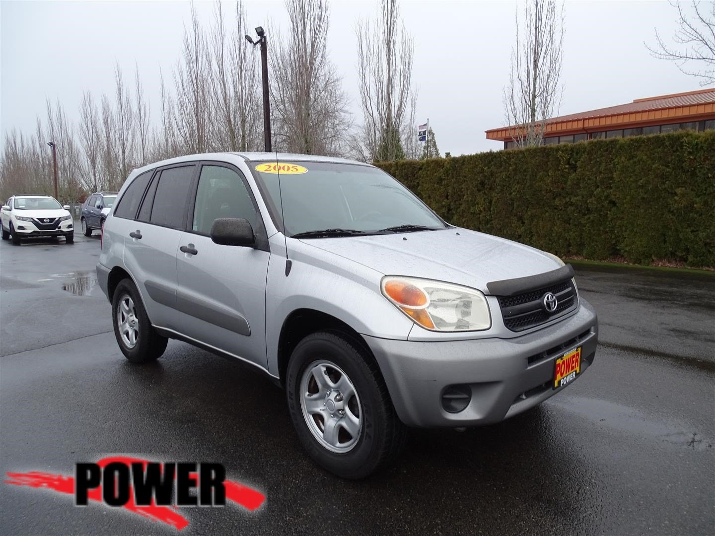 Pre-Owned 2005 Toyota RAV4 4DR 2WD MT