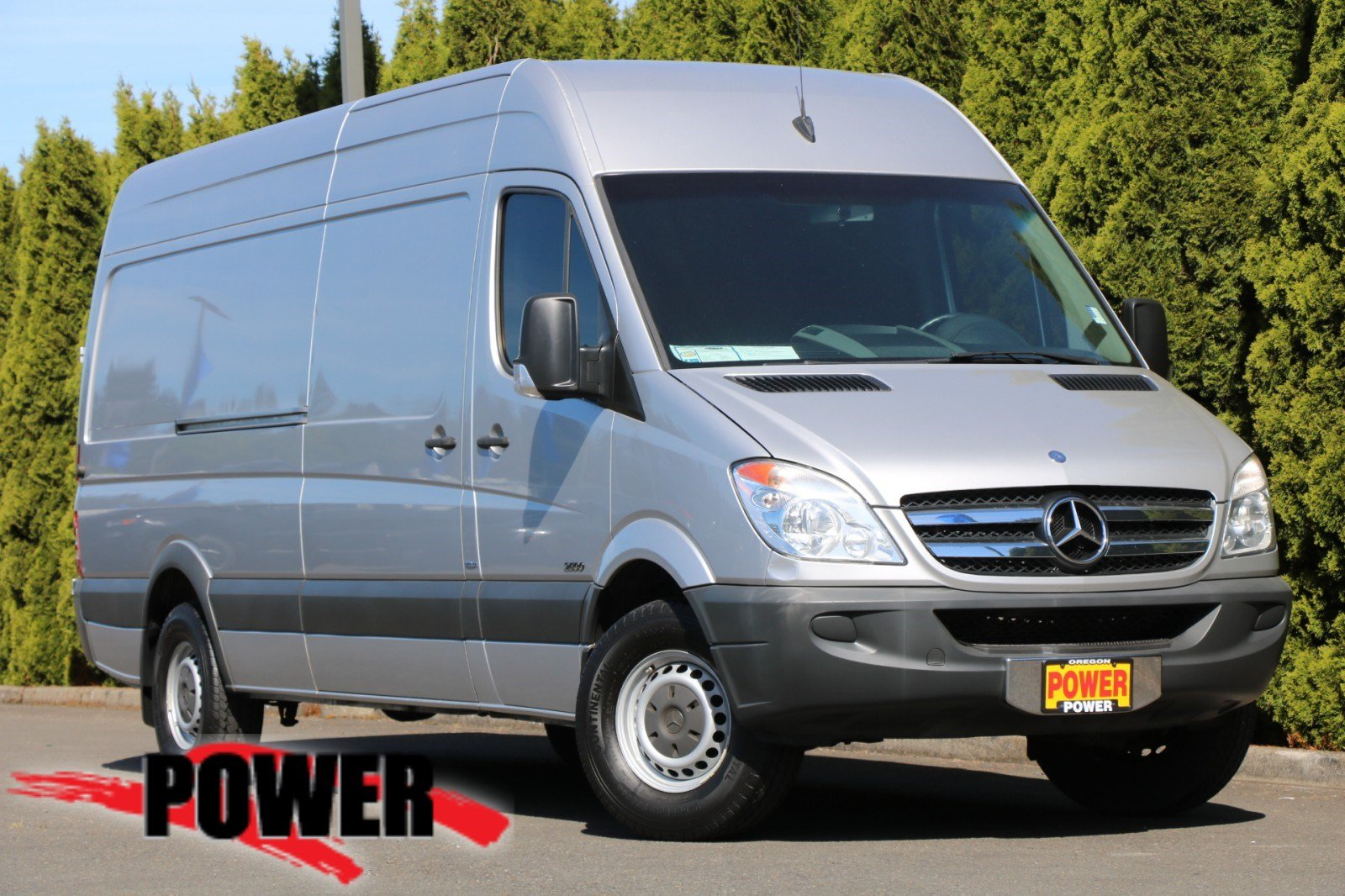 Pre-Owned 2013 Mercedes-Benz Sprinter Cargo Vans 2500 170 EXT EXT