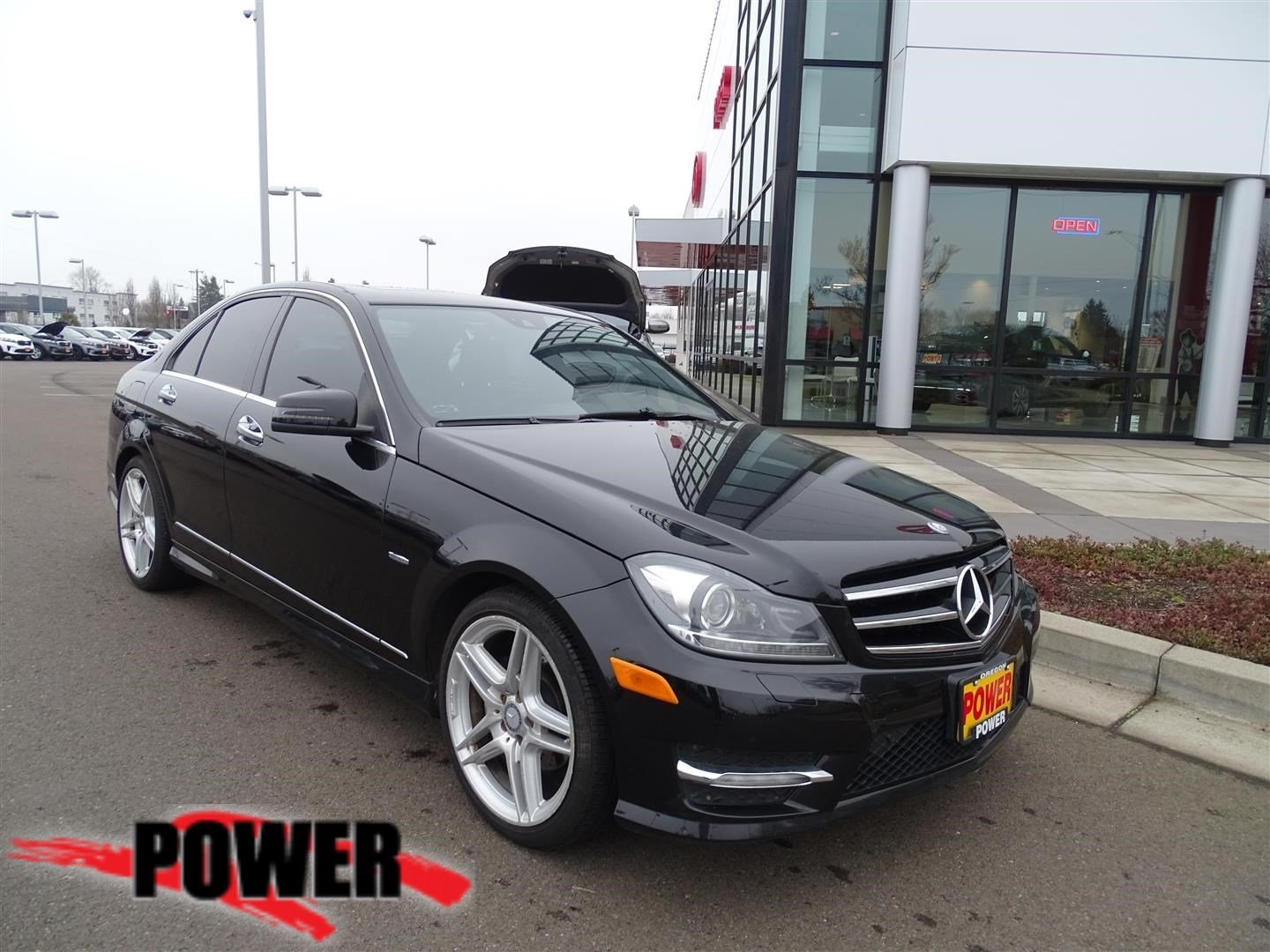 Pre-Owned 2012 Mercedes-Benz C-Class 4DR SDN C250 C