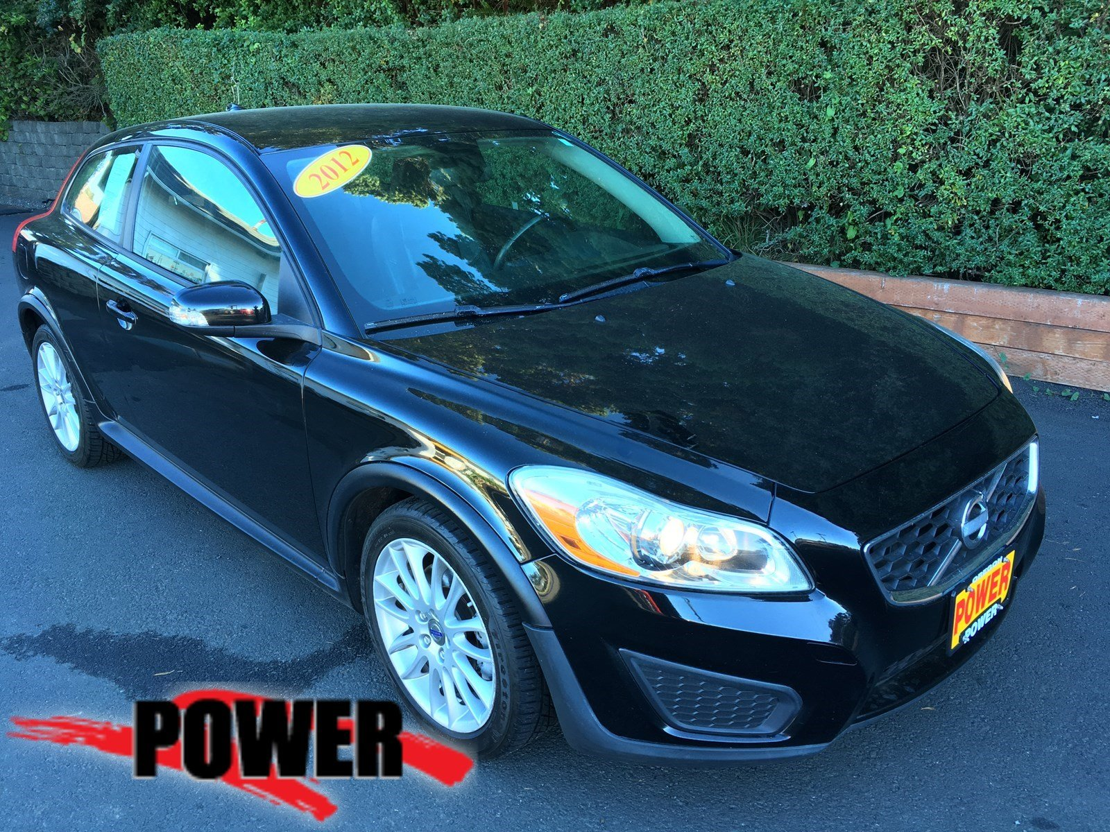 Pre-Owned 2012 Volvo C30 2DR CPE