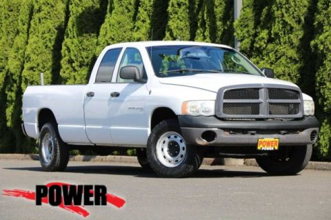 Pre-Owned 2004 Dodge Ram 1500 ST