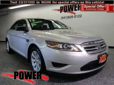 Pre-Owned 2012 Ford Taurus SE