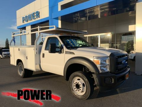 Pre-Owned 2016 Ford Super Duty F-450 DRW XLT
