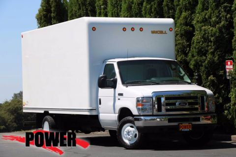 Pre-Owned 2016 Ford Econoline Commercial Cutaway 16 Box