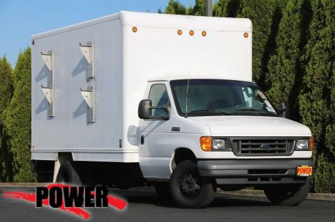 Pre-Owned 2006 Ford Econoline Commercial Cutaway