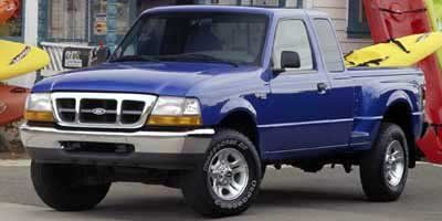 Pre-Owned 2000 Ford Ranger XL