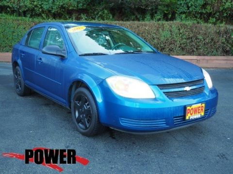 Pre-Owned 2005 Chevrolet Cobalt 4DR SDN LS