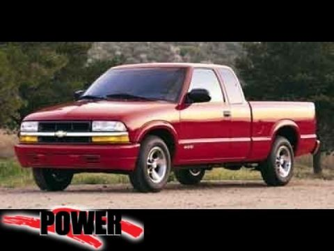 Pre-Owned 2002 Chevrolet S-10 LS