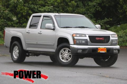 Pre-Owned 2010 GMC Canyon SLT