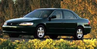 Pre-Owned 2000 Honda Accord Sdn EX