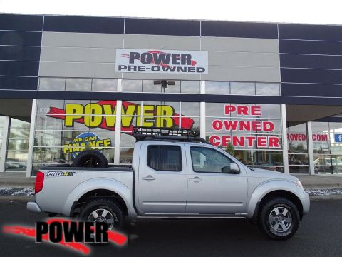 Pre-Owned 2013 Nissan Frontier PRO-4X