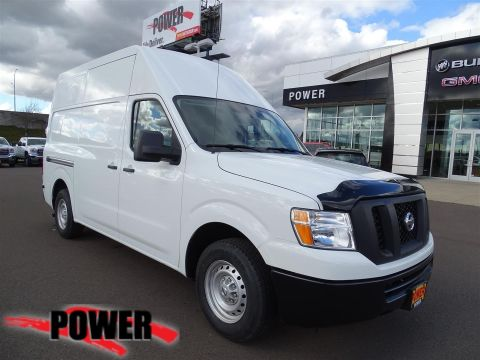 Pre-Owned 2014 Nissan NV S