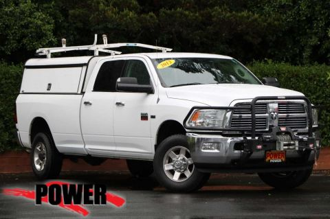 Pre-Owned 2012 Ram 2500 Big Horn