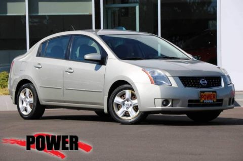 Pre-Owned 2008 Nissan Sentra 2.0