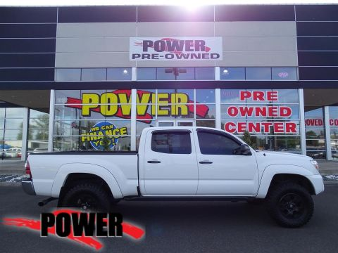 Pre-Owned 2014 Toyota Tacoma DBL CAB LB 4WD V6