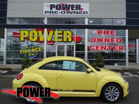 Pre-Owned 2013 Volkswagen Beetle Coupe 2.0L TDI